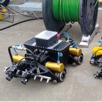 Amphibious iFROG robot leaps ahead