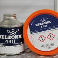Belzona 4411 (Granogrip) – For the prevention of slips, trips and falls