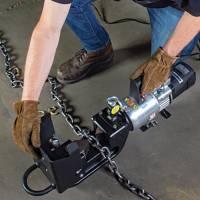 Safer Chain Cutting